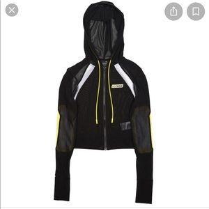 Puma fenty rihanna mesh track jacket